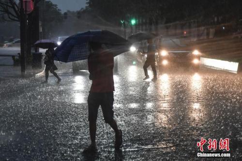 盛世彩票网登录网址:强降雨轮番来袭_长江中下游进入降雨集中期