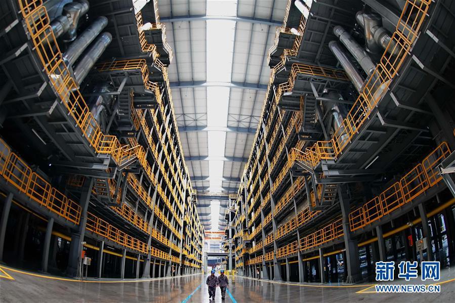 (经济)(5)河北唐山打造生态型沿海工业城市