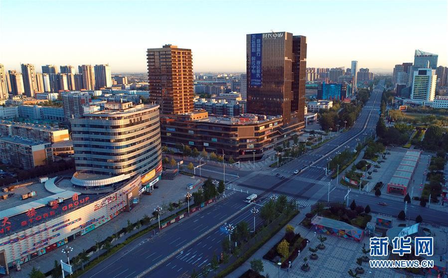 (经济)(10)河北唐山打造生态型沿海工业城市