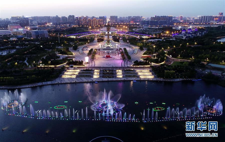 (经济)(6)河北唐山打造生态型沿海工业城市