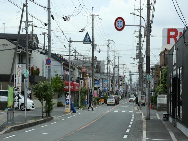大阪震后生活恢复正常