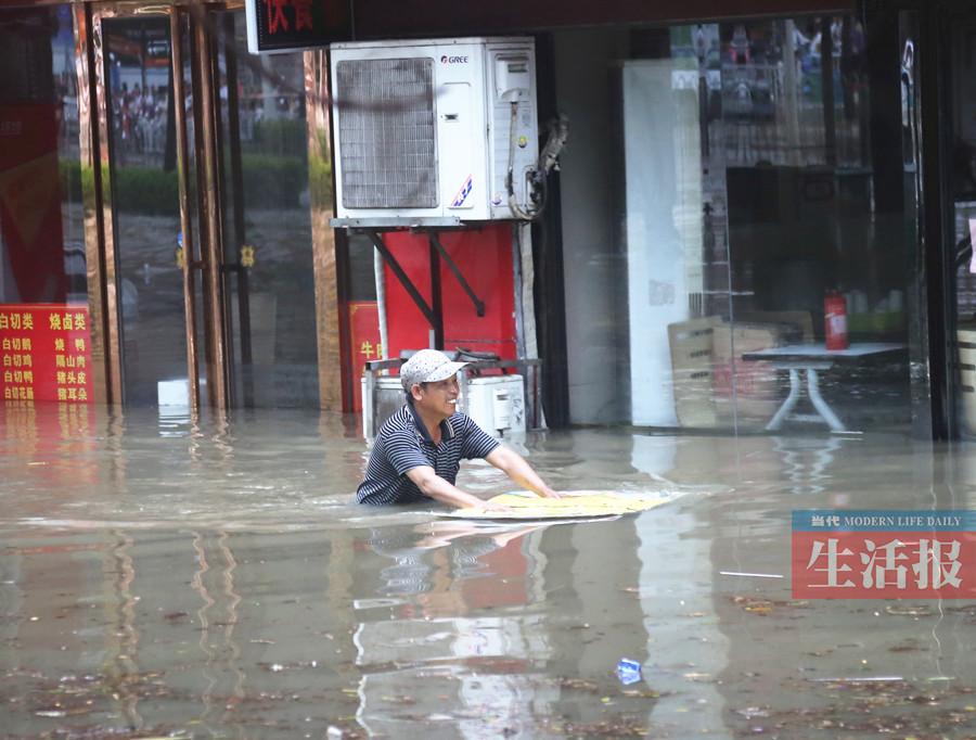 广西启动暴雨Ⅳ级应急响应