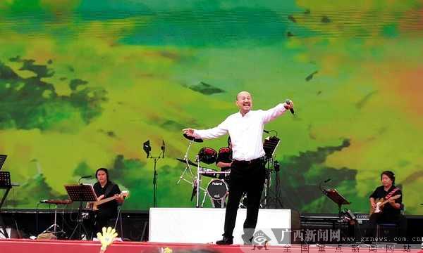 2018第八届六合彩图库恭城油茶文化旅游节开幕