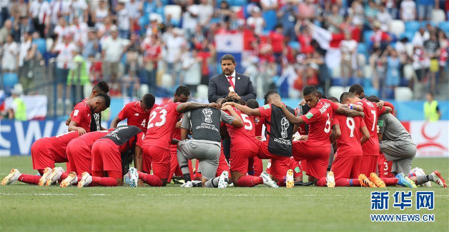 (世界杯)(6)足球――G组:英格兰队胜巴拿马队