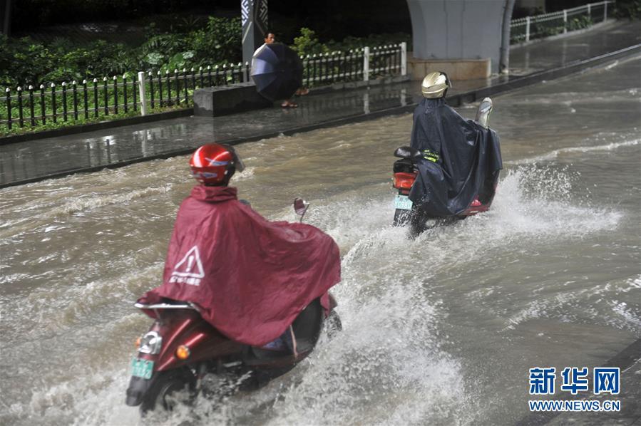 #(环境)(3)强降雨造成广西9万多人受灾