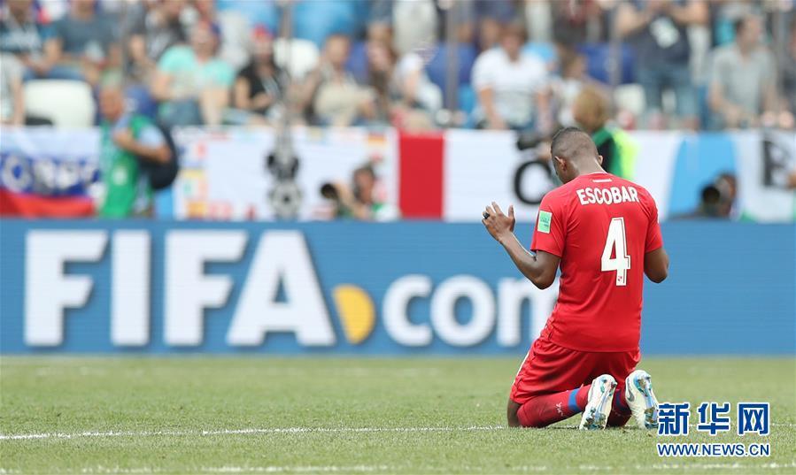 (世界杯)(15)足球――G组:英格兰队胜巴拿马队