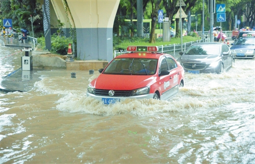 广西5市24个县(区)遭受洪涝 南宁拉响暴雨预警