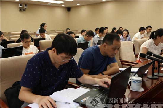 广西2018年第二季度政府网站红黑榜揭晓 99家上红榜创历史新高