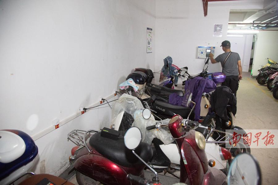 南宁市电动车管理立法 地下室禁充电的条款被删除