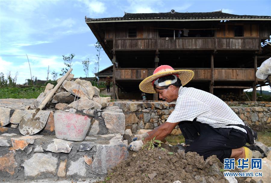 (经济)(6)广西融水:生态旅游助脱贫