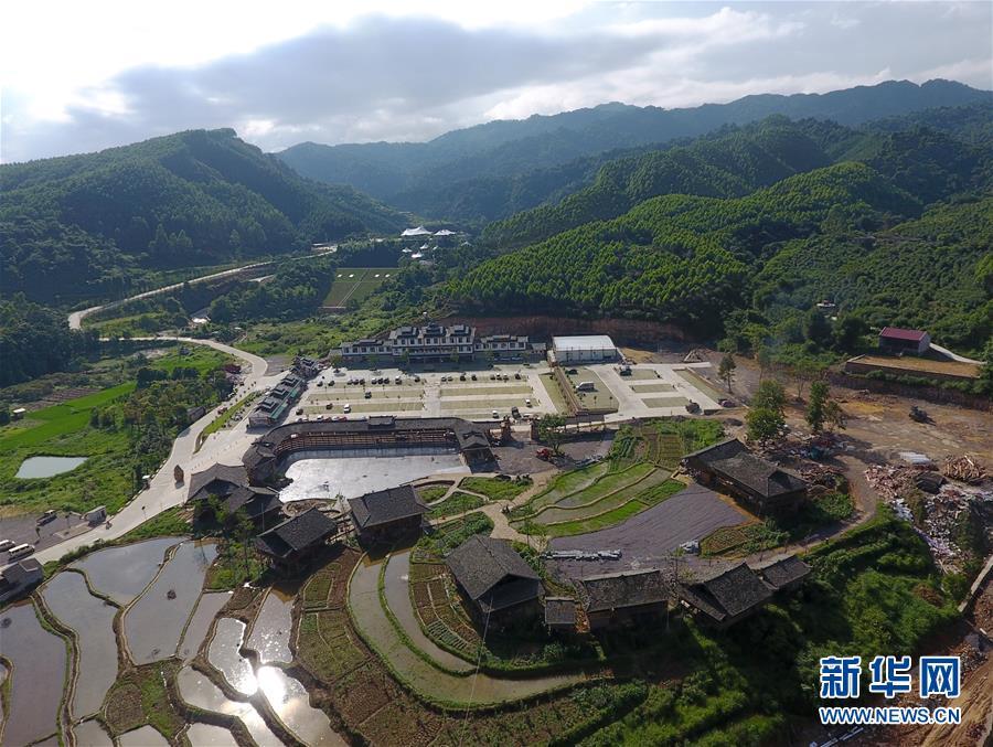 (经济)(2)广西融水:生态旅游助脱贫