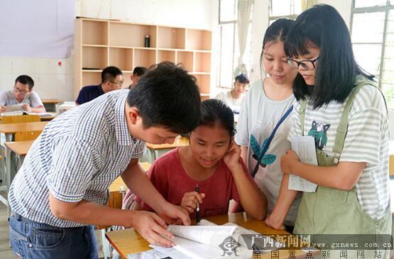 防城港市实验高中:打造德才兼备科研型教师队伍