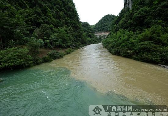 国家级环江木论喀斯特生态旅游区正式建成