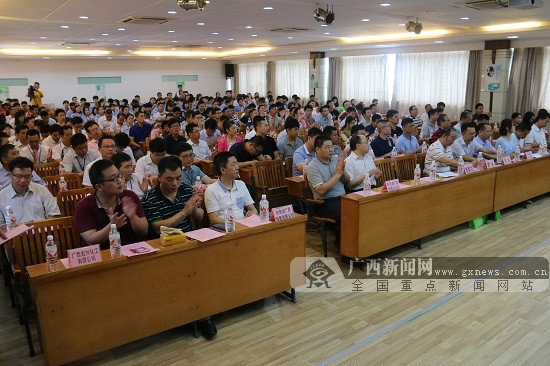 广西石化行业职业教育校企对话活动举行