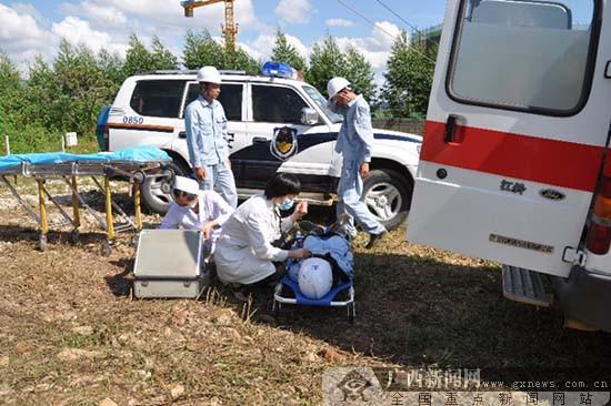 政警企联动应急演练 提高成品油管道泄漏事故处置能力