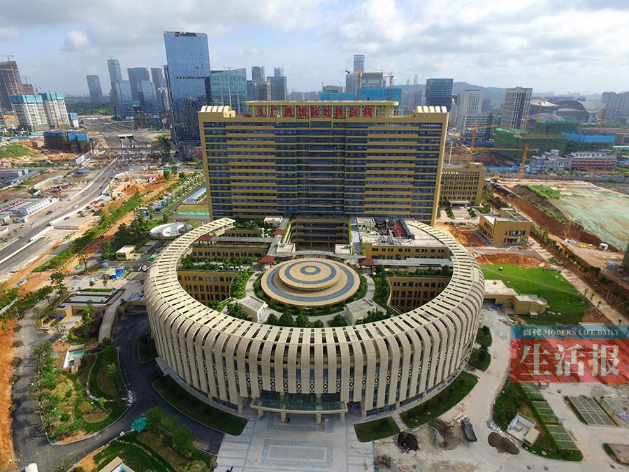 广西国际壮医医院将于今年8月底试运营