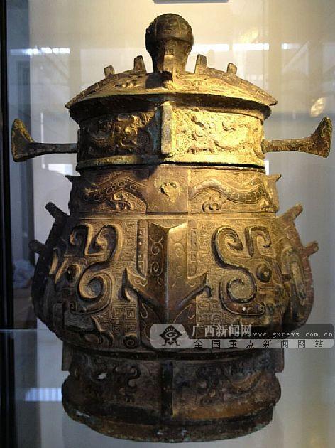 高清:广西哪博物馆最多?柳州博物馆馆群百花吐芳
