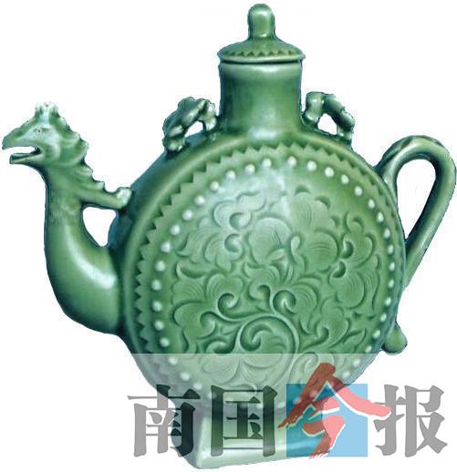 十里窑场陶炉陈列 千年窑都薪火相传