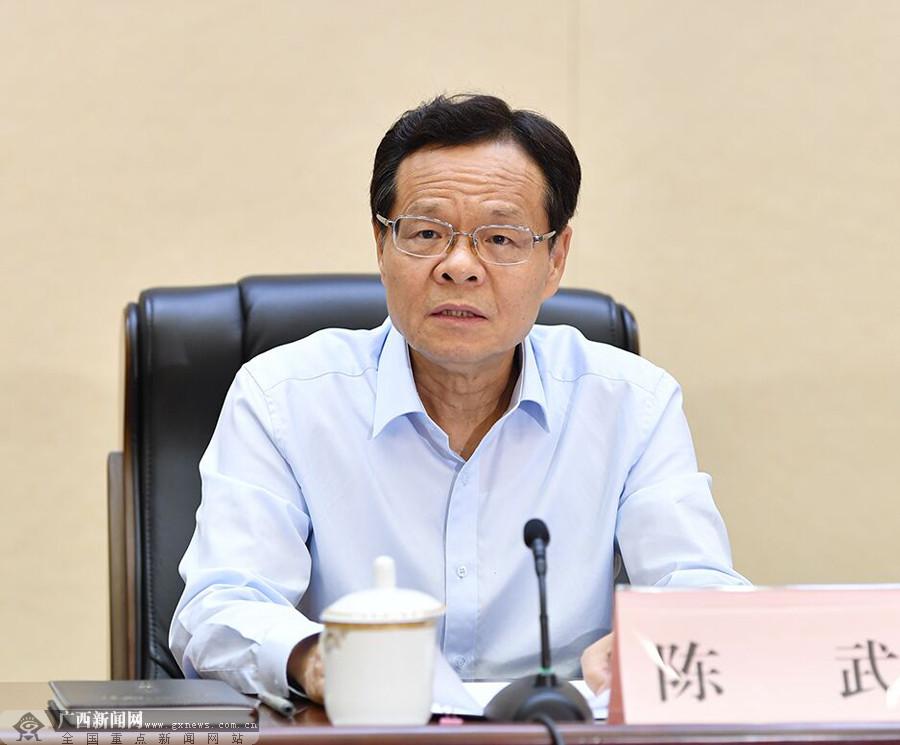 """陈武:在更大范围更深层次推进""""放管服""""改革"""