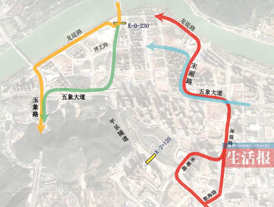 """南宁五象新区打造升级版""""民族大道"""" 提升沿线风貌"""