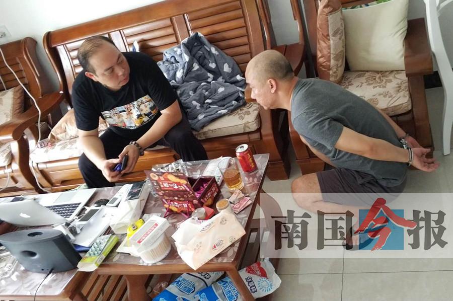 一周赌资流水近5.6亿 柳州打掉庞大网络赌博团伙