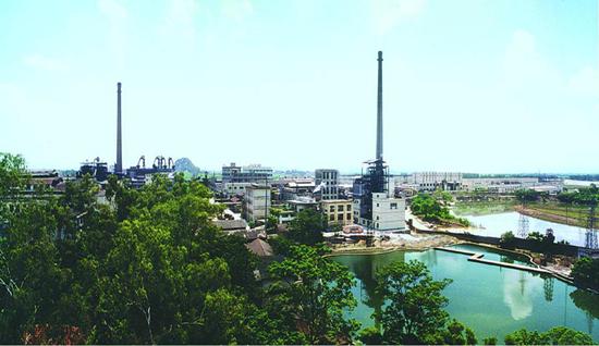 马君岭:广西现代制糖工业的源头