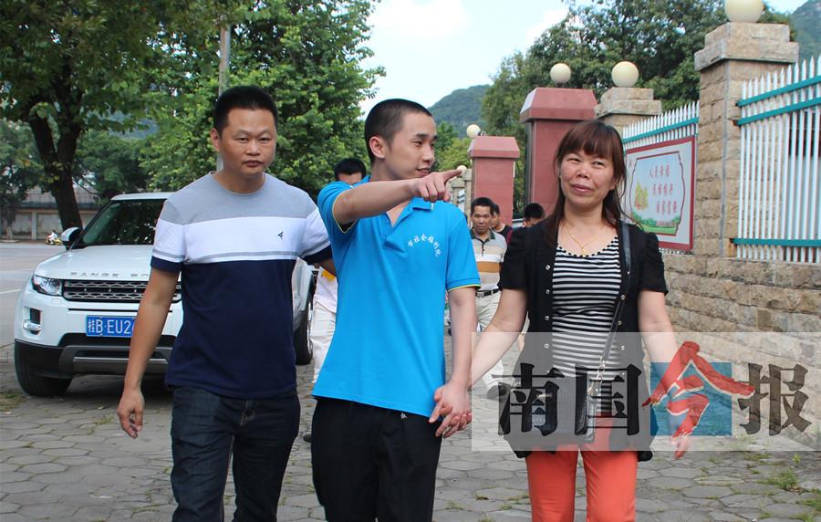 失忆小伙流落柳州3年 人脸识别帮他找回自己家人
