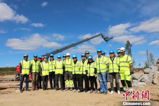 金沙线上娱乐官网:中广核成功收购欧洲最大单体陆上风电场