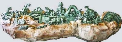 三十年的洮砚梦——记甘肃洮砚开发公司总经理、非物质文化遗产传承人赵成德
