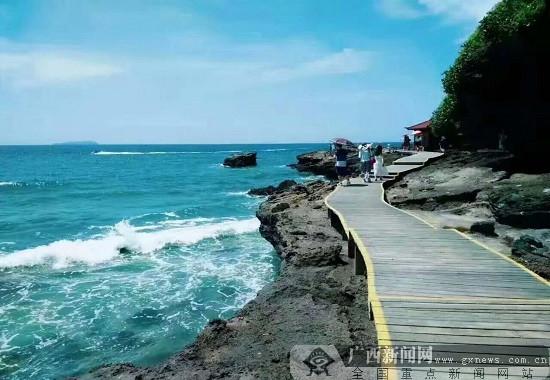 8月16日开海在即 特色快闪活动邀约体验涠洲岛