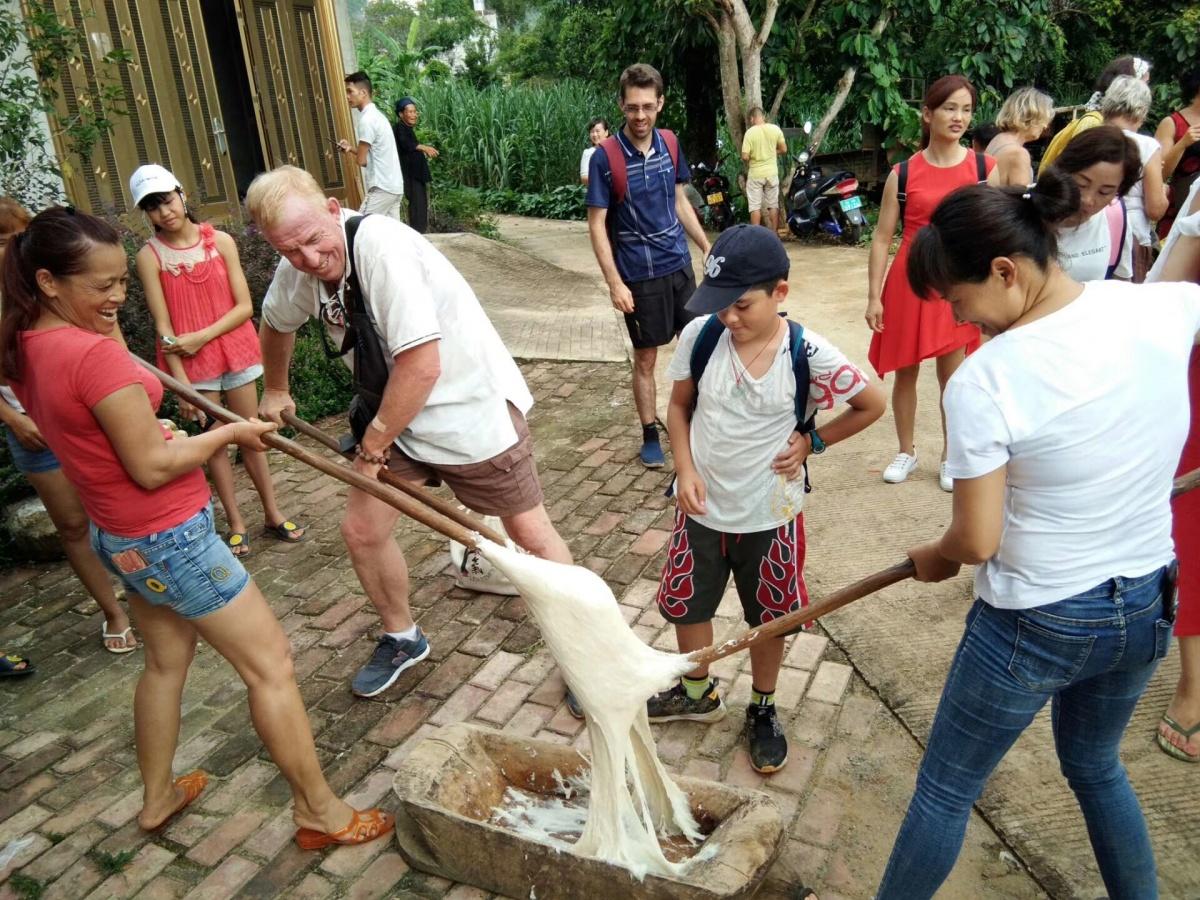 龙州大力发展特色旅游业
