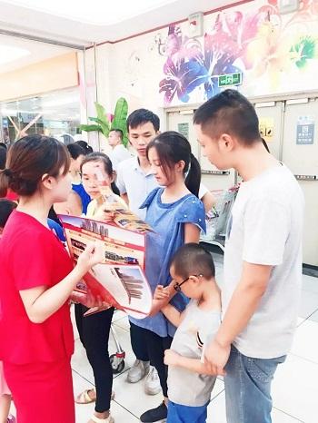彰泰城玉林第二展厅――大润发展点盛大开放!