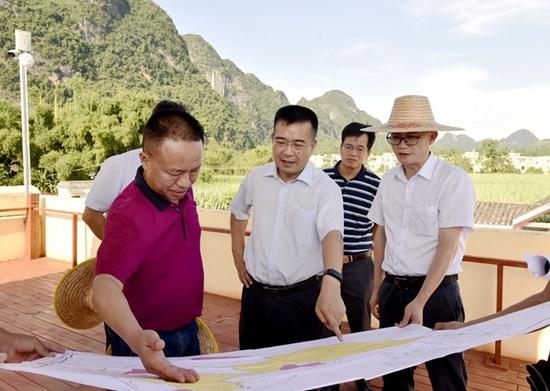 何良军:把旱改水项目做成群众满意受益的民心工程