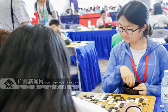 2018中国围棋大会围棋之乡联赛打响 智能棋盘助阵