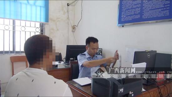 小车占应急车道阻碍救护车通行 司机被重罚(图)