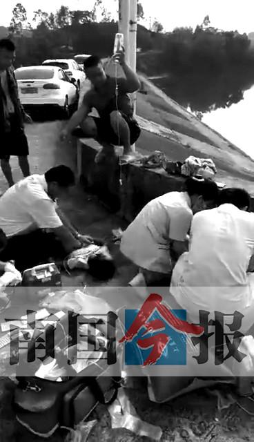 4孩童随亲戚去水库钓鱼3人溺亡 最小的仅8岁(图)