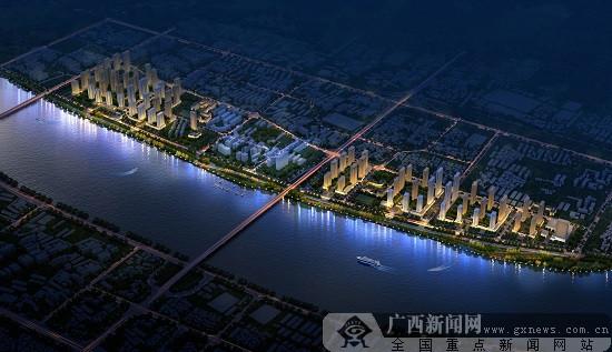 柳州市柳北区白沙村城中村改造工程进入决胜阶段