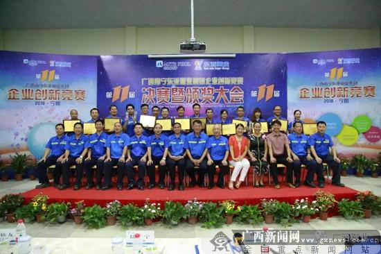 东亚糖业集团举行2018年企业创新竞赛