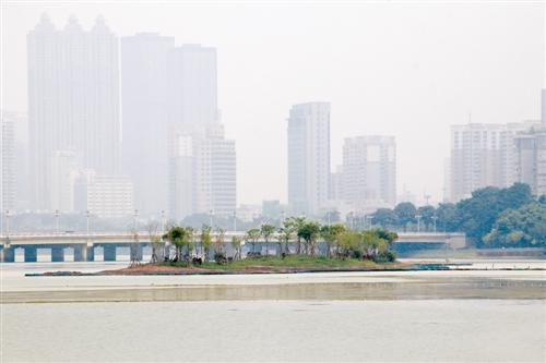南宁南湖改善工程11月完工 水清岸绿鱼游景美