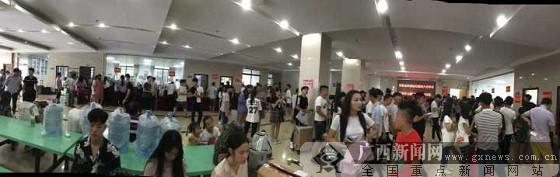 广西物资学校2018年新开设三个专业 招生火爆