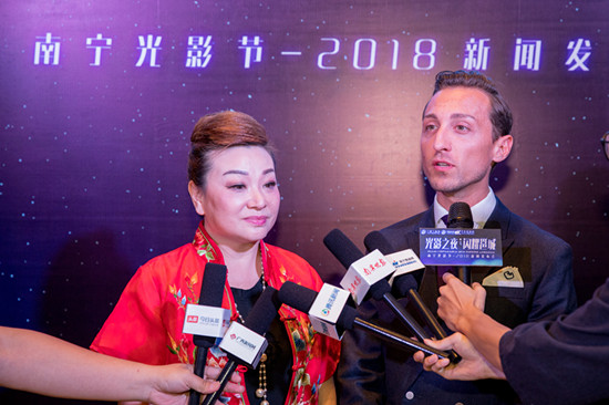 光影耀邕城 南宁光影节将于2019年举办