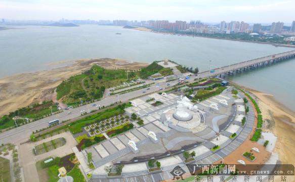 跑完马拉松吃海鲜 11月17日请到防城港来吧!(图)