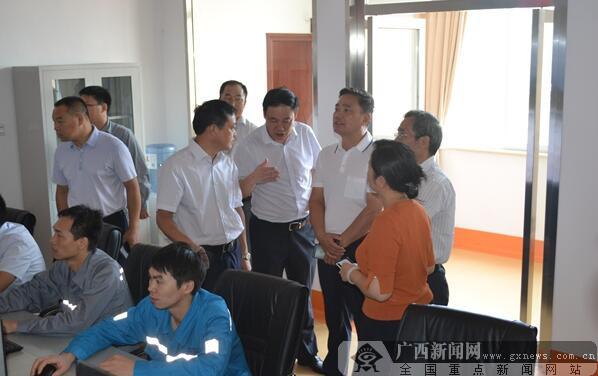 桂林兴安首个利用水泥窑处置生活垃圾项目竣工使用
