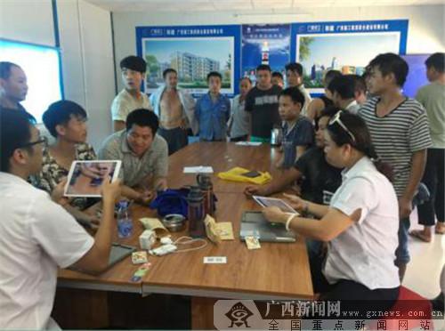 北部湾银行柳州分行、江南支行开展普及金融知识万里行活动