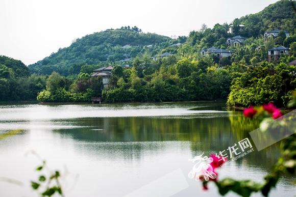 重庆玄天湖风景如画 山似游龙水似碧玉-广西新闻网