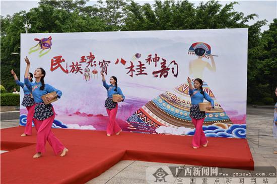 第13届中国-东盟文化论坛在广西南宁开幕(图)