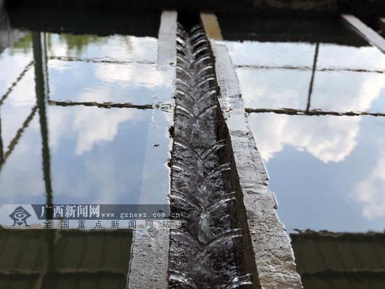苍梧县全力整改梨埠镇连片农村饮水安全问题