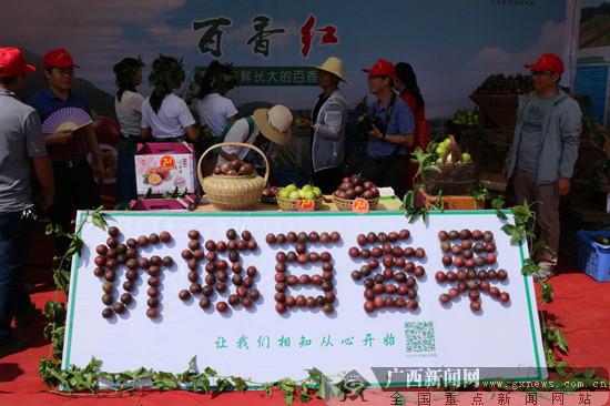 """忻城电商大集掀抢购热潮 """"土司古城""""成黄金周热门"""