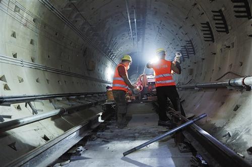 南宁地铁3号线明年开通  线路长约27.9公里