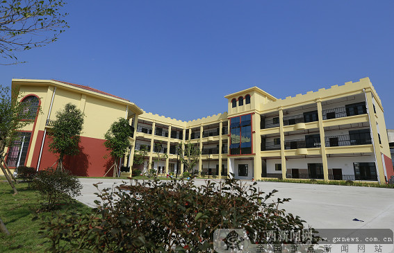 上思县又有两所新学校落成使用
